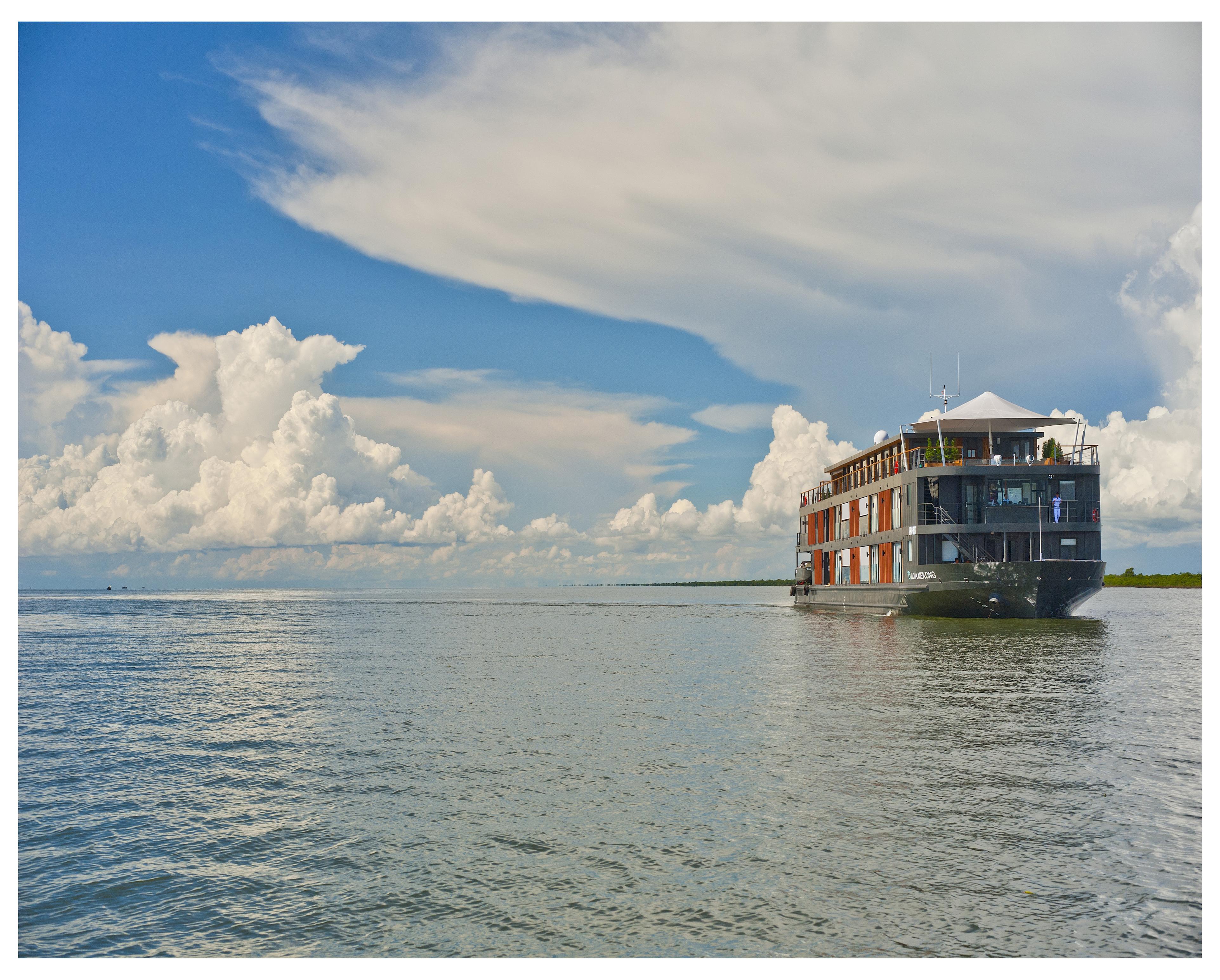 COMBINED TOUR - Cruise - Aqua Mekong Boat 9 Days / 8 Nights - Easia