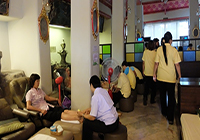 Wat Pho School Massage