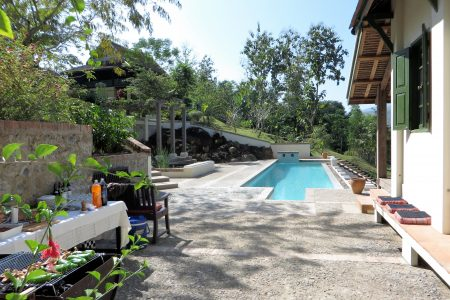 LAOS – Luang Prabang – Meet a Prestigious UNESCO Expert at his Riverside Villa