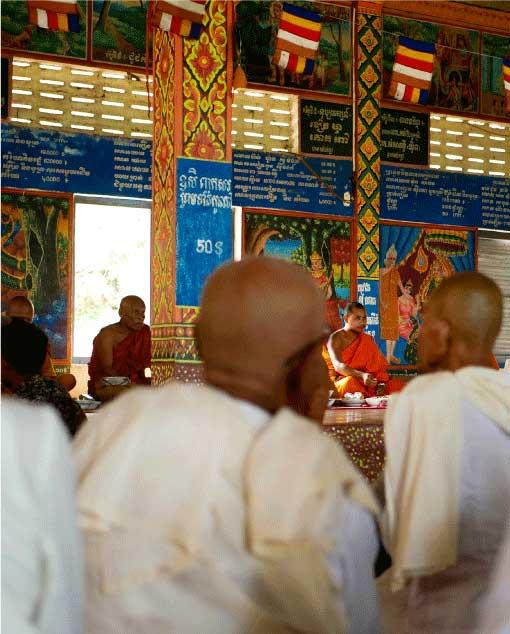 Pchum Ben Ancestors Days