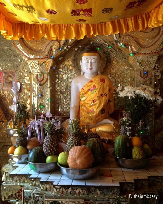 Shwe Saryan Pagoda Festival