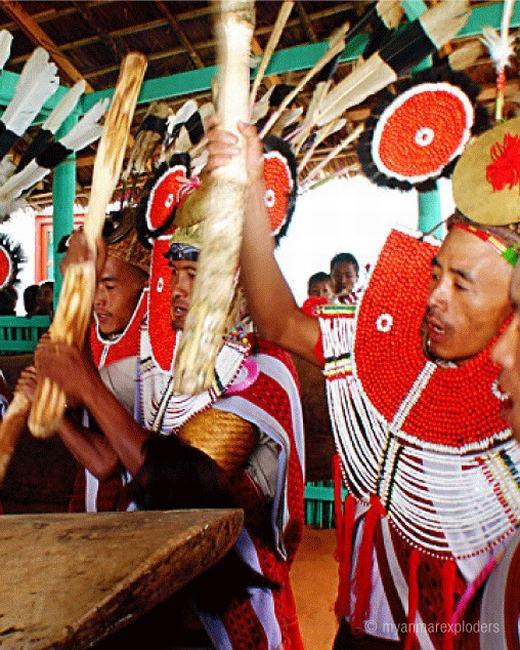 Naga New Year's Festival
