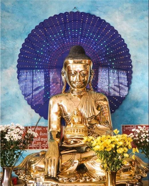 Kyaik Khauk Pagoda Festival