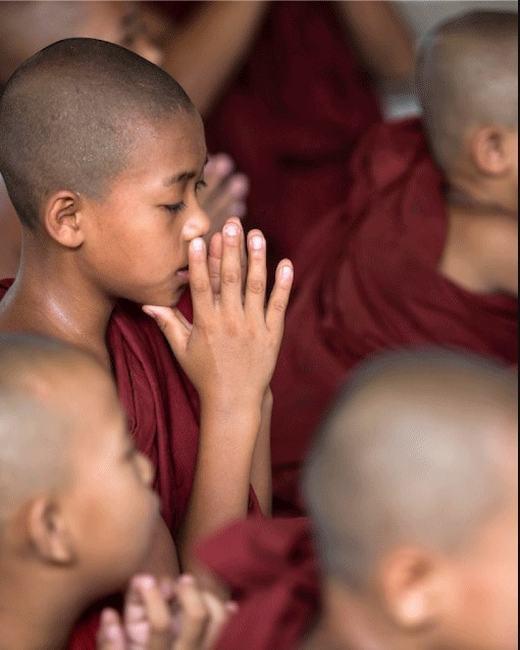 Nyan Taw Pagoda Festival