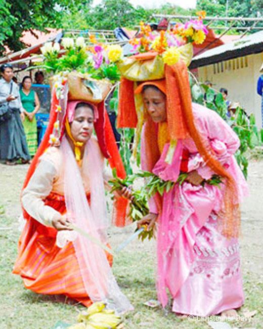 Shwe Kyun Pin Nat Festival