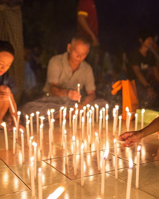 Thadingyut Festival