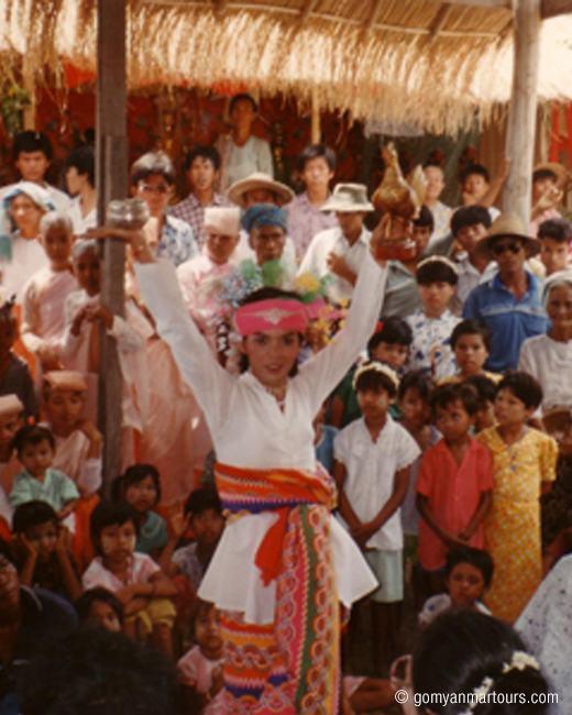 Yadana Gu Nat Festival