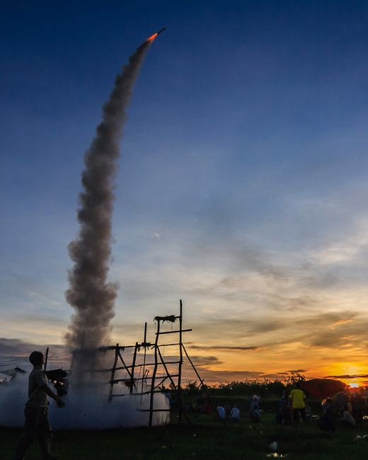 Yasothon Rocket Festival