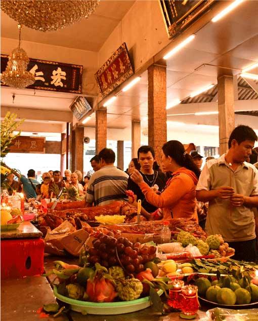 Ba Chua Xu Festival
