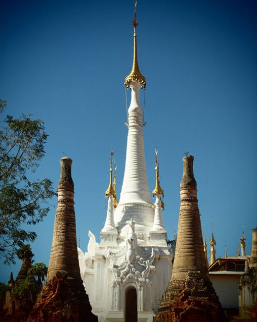 Indein Pagoda Festival
