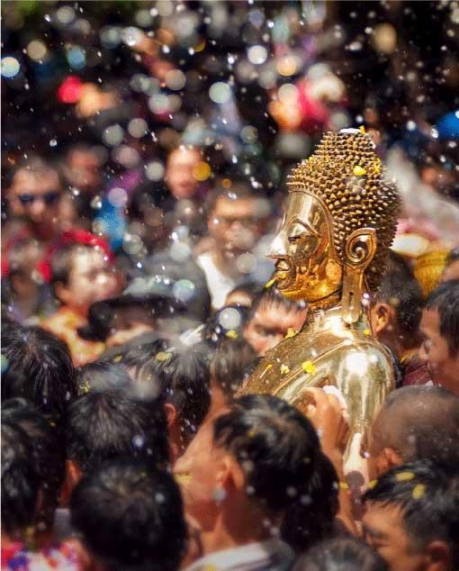 Pi Mai Lao (Laos New Year)