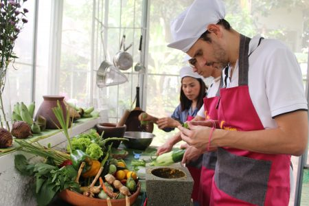 THAILAND – Nakhon Pathom – Don Wai Market and private cooking class along the river