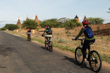 MYANMAR – Bagan – Discover Bagan by Bike