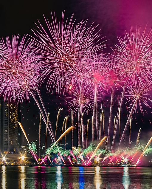 Danang International Fireworks Festival