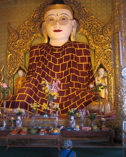 Shwe Myat Mhan Pagoda Festival
