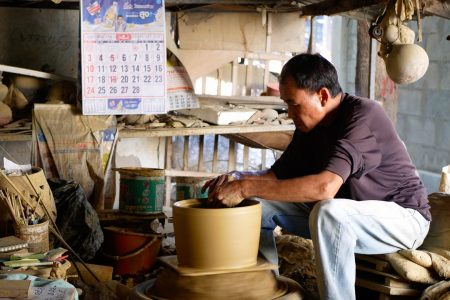 THAILAND – Chiang Mai – Try Your Hand at Pottery in a Local Village – INTERNAL ONLY