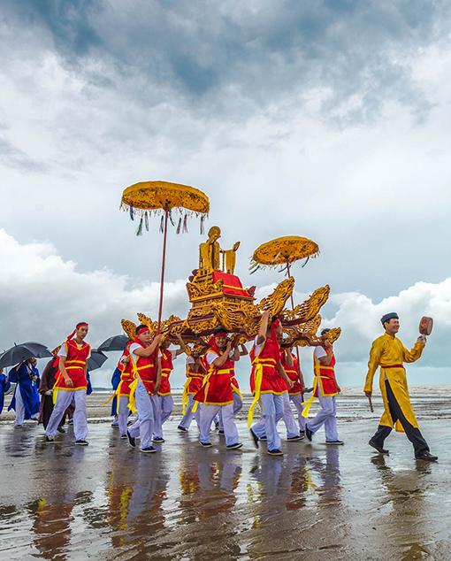 Tra Co Festival