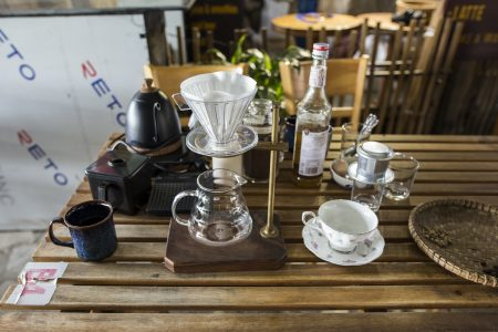 VIETNAM – Hoi An – Coffee making and tasting experience at a local coffee shop