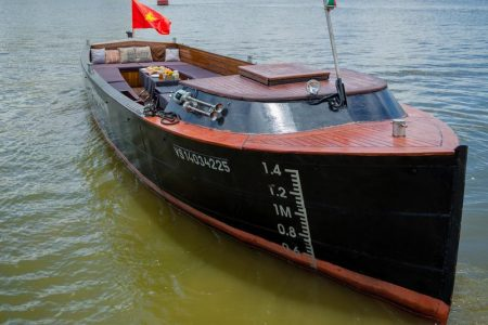 VIETNAM – Ho Chi Minh City – Private sunset cruise on Saigon River