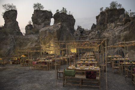 MYANMAR – Nyaung Shwe – Quarry Dinner
