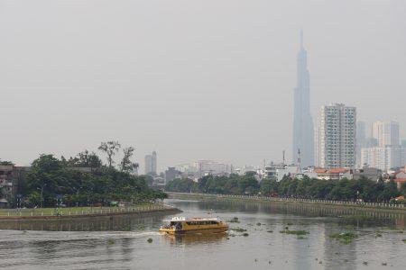 VIETNAM – Ho Chi Minh City – Thanh Da Peninsula by Saigon Water Bus