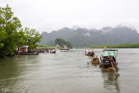 THAILAND – Krabi – Ao Thalane Mangrove Kayaking