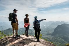 THAILAND – Krabi – Hike To The Most Stunning Viewpoint Of Southern Thailand