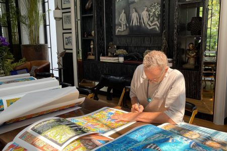 THAILAND – Bangkok – Meet & Greet with Bill Bensley and a Guided Gallery Visit